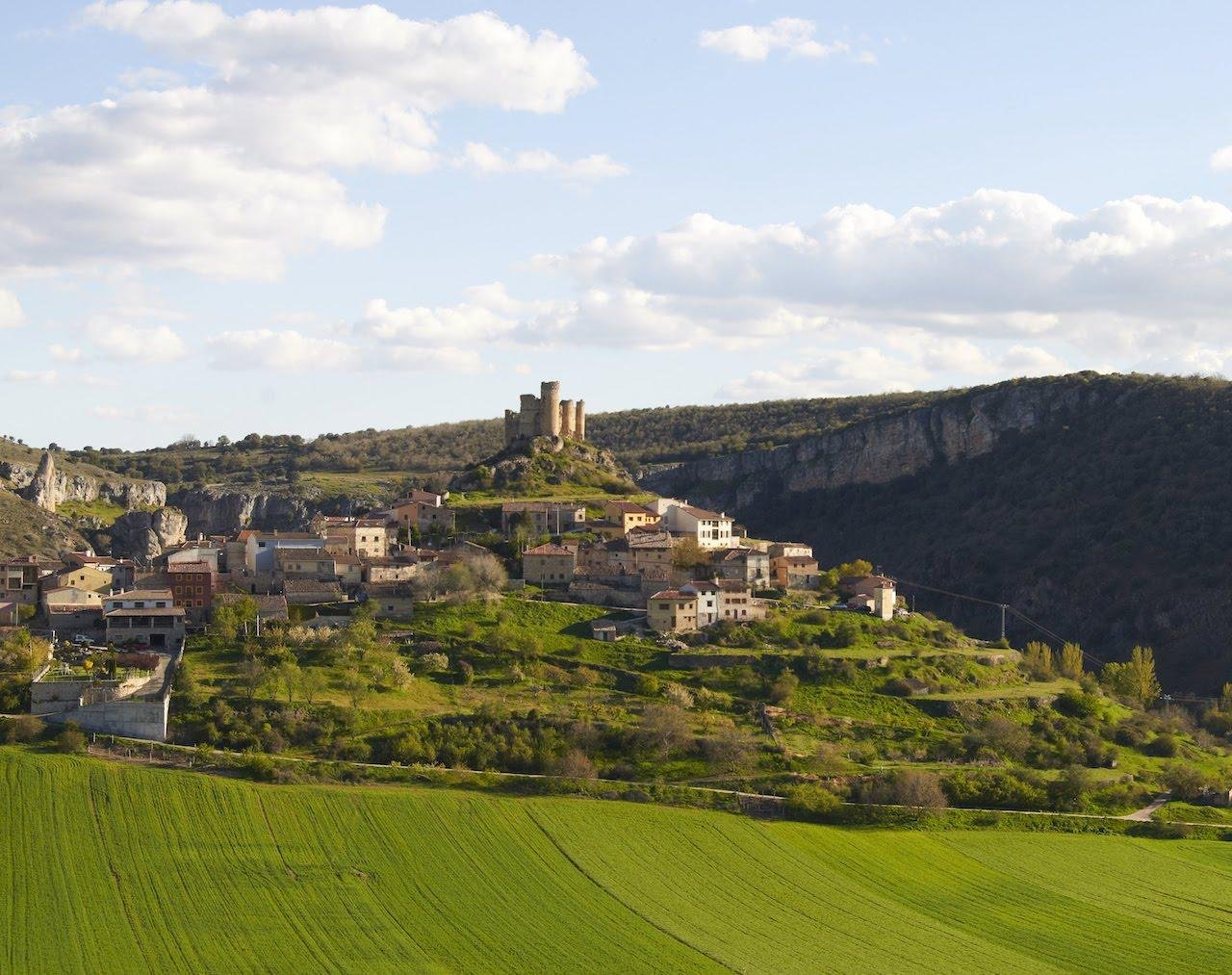 Segovia en Castilië